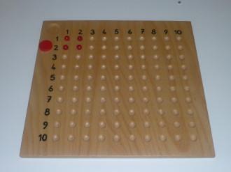 Bekannt Montessori Materialien selbstgemacht QX42