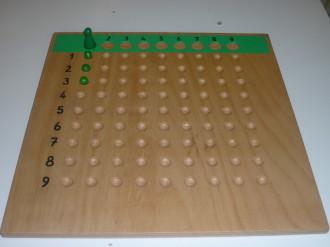 Relativ Montessori Materialien selbstgemacht SK93