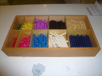 Gut gemocht Montessori Materialien selbstgemacht GX82
